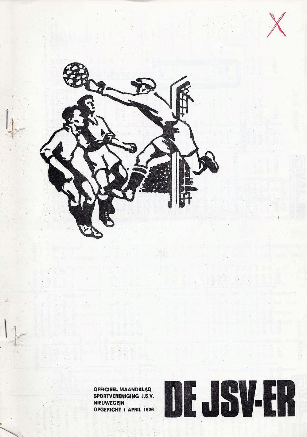 Anno 1982: niet langer countervoetbal