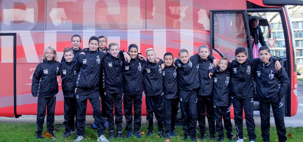 Topdag JO13-1 bij FC Utrecht
