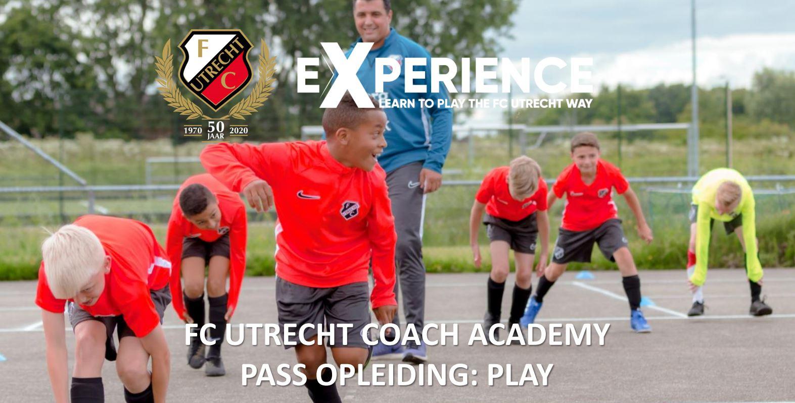 Tweedaagse trainerscursus FC Utrecht