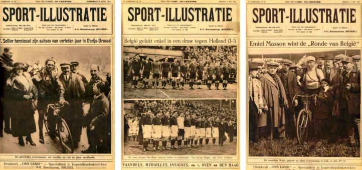 Anno 1922: JVV zet Jutphaas op de voetbalkaart