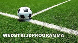 Wedstrijdprogramma 27 februari 2021